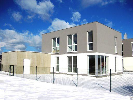 Hausübergabe in Feldkirchen