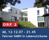 ORF zu Gast bei Fahrner GmbH