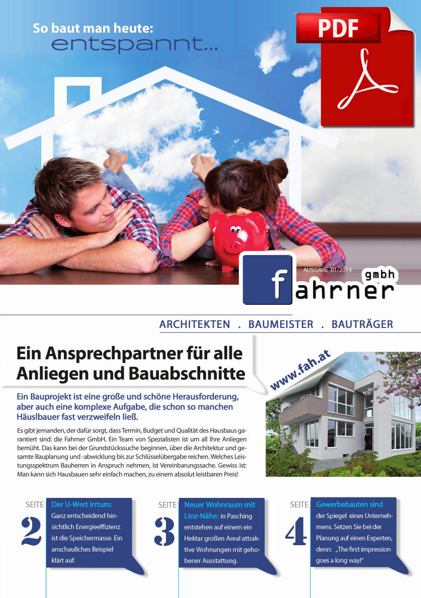 Imagefolder Fahrner GmbH 2014