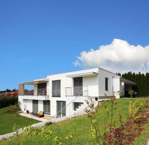 Advantgardistisches Einfamilienhaus in Schönering-Wilhering