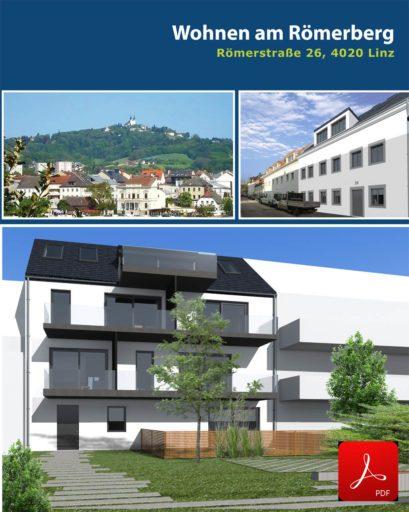 Wohnungen Römerbergstraße 26, Linz