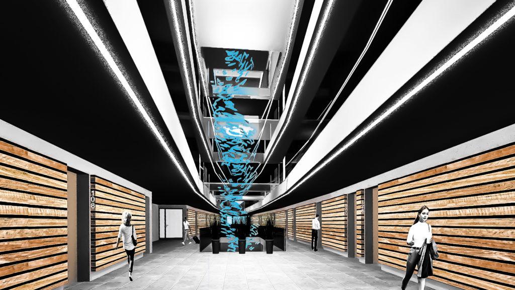 Business_Park_Hotel_Hagenberg Innenansicht Visualisierung