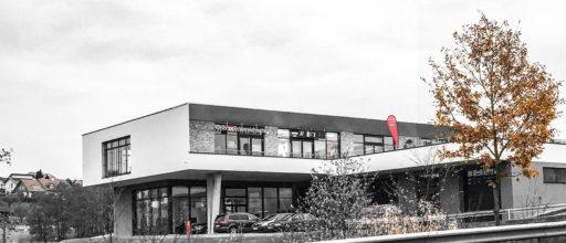 Betriebsneubau in Hagenberg